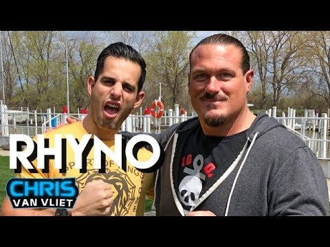 Rhyno: WWE offered to double my salary and I still left, his favorite Gores, AEW, Sandman