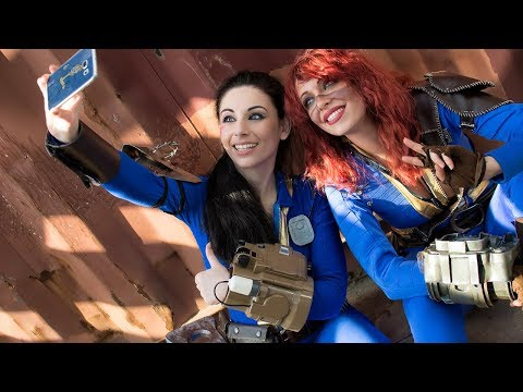 Fallout Cosplay Duo