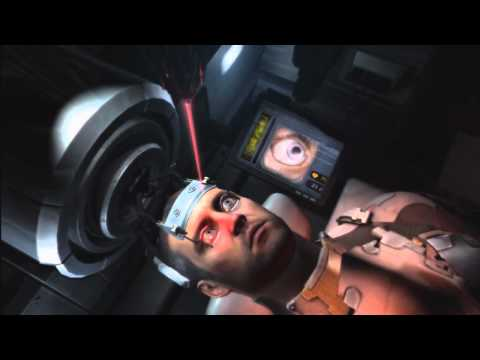 Dead Space 2 How To Do The Eye Poke Machine