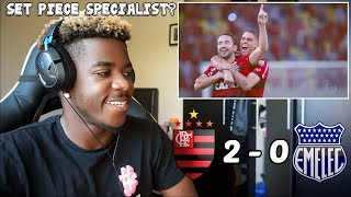 Video FLAMENGO 2 x 0 EMELEC - Melhores Momentos (HD) Libertadores 16/05/2018 | Reaction MP3, 3GP, MP4, WEBM, AVI, FLV Mei 2018
