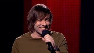 "The Voice of Poland - Juliusz Kamil - ""Roxanne"