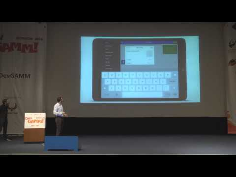 Unity: The Value of Collaboration (DevGAMM Moscow 2014)