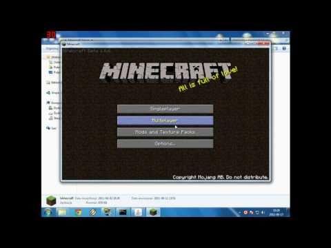 Jak zrobić Server  Minecraft 1.8 [odblo. portu]