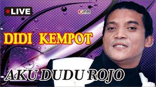 Video Aku Dudu Rojo - Didi Kempot MP3, 3GP, MP4, WEBM, AVI, FLV Januari 2019