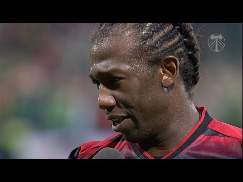 Video: Diego Chara | Timbers 0, Sporting 1 | Postgame