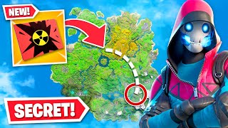*NEW* Secret Vault Key FOUND in Fortnite! by Ali-A