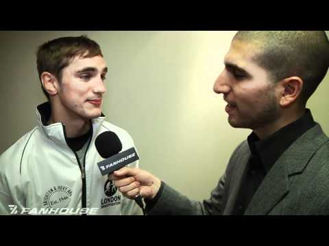 John Hathaway talks UFC 120 and Mike Pyles PreFight talk says its All in Good Humor