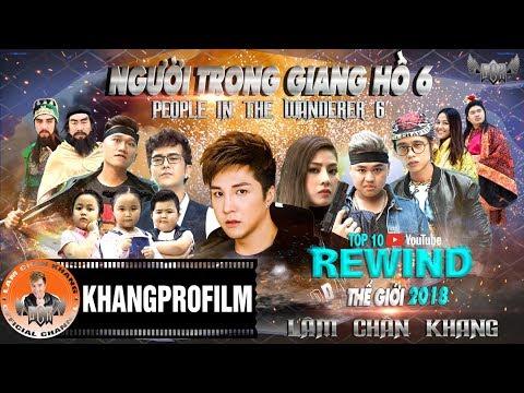 NGƯỜI TRONG GIANG HỒ PHẦN 6 | LÂM CHẤN KHANG | FULL 4K | TRUYỀN NHÂN QUAN NHỊ CA | PHIM CA NHẠC 2018
