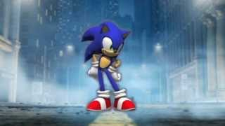 Sonic Generations goes with Everything (Taio Cruz's Dynamite)