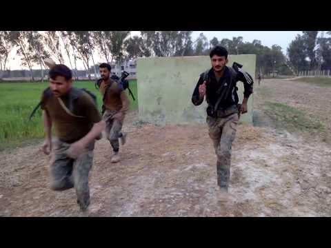 Pak Army training 2018 Amazing