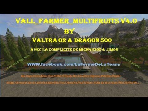 Vall Farmer multifruits V4.0