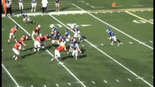 Joe Clancy vs Red (National Bowl) (2013)
