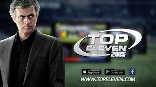 Top Eleven Be a Soccer Manager YouTube video