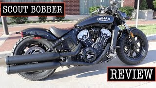 6. 2019 Indian Scout Bobber review