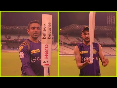 KKR Ka Boss Kaun | Episode 5 | Robin Uthappa vs Sheldon Jackson | Vertical Limit