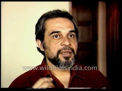 Dhritiman Chatterjee talks about his film 'Pratidwandi'