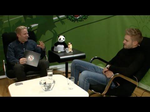 Sportklubben med Johan Mårtensson