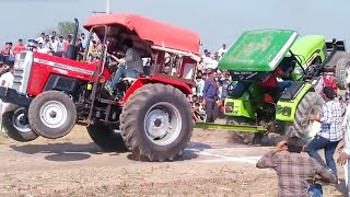 Messi tractor vs preet tractor tochan muqabla