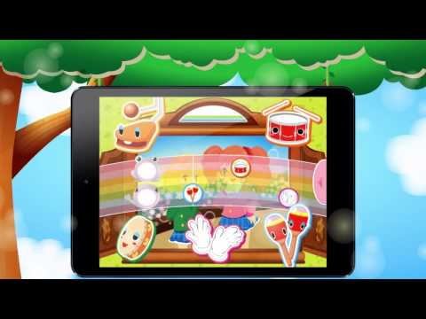 Video of チャギントン リズムDX  子供向けの音楽ゲームアプリ 無料