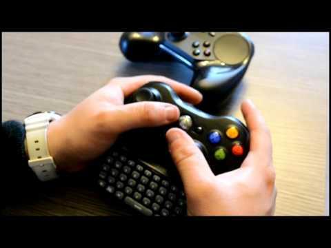 Steam Controller video recensione in italiano WPI