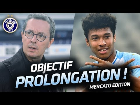 OM : Eyraud sort du silence ! - La Quotidienne Mercato #2