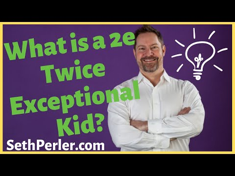 Executive Function, ADHD & 2e with Seth Perler