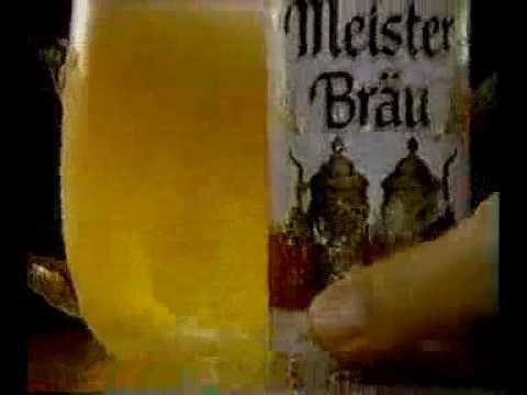 Meister Brau Beer Commercial (1986)