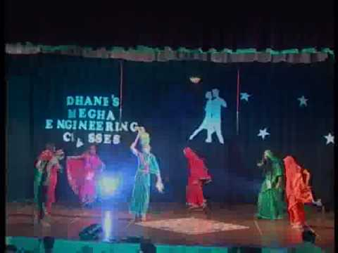 Video Dhane's MEGHA Engineering Classes Satara, Gathering 6th Feb 2010 - Nadichya palyaad download in MP3, 3GP, MP4, WEBM, AVI, FLV January 2017