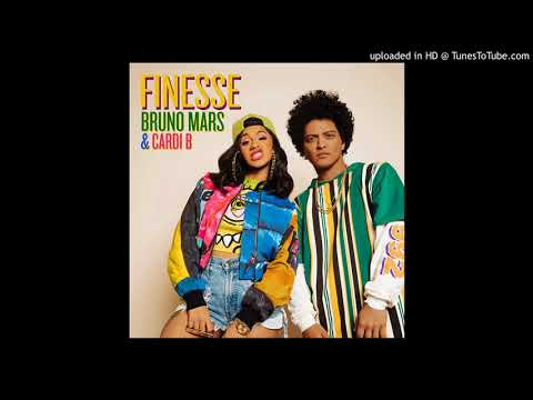 Video Finesse Remix Bruno Mars Ft Cardi B Clean Version download in MP3, 3GP, MP4, WEBM, AVI, FLV January 2017