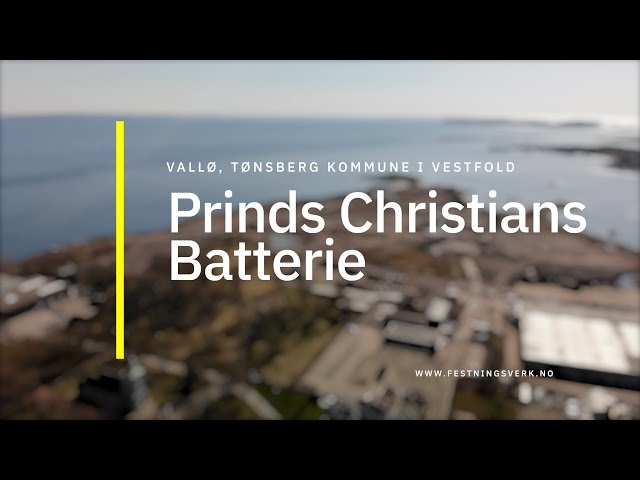 Prinds Christians Batterie Vallø