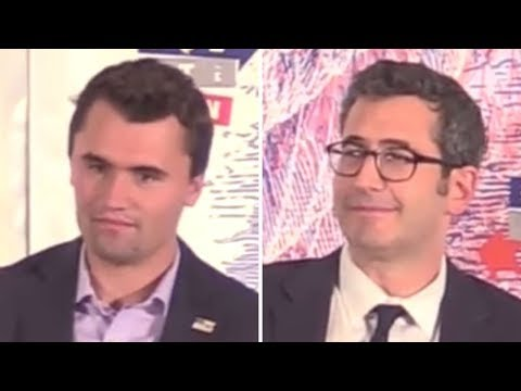Charlie Kirk VS Sam Seder. Politicon 2018 Debate