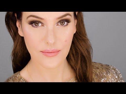Simple Smokey Eye & Rosy Lip – using drugstore makeup