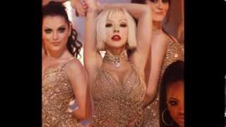 Christina Aguilera The Beautiful People (From Burlesque)