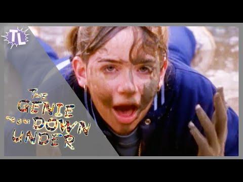 Good Cop, Bad Genie   The Genie From Down Under - Season 1 Episode 4