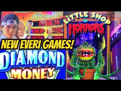 NEW GAMES-LITTLE SHOP OF HORRORS-KARATE KID & More