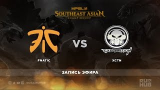 Fnatic vs Execration, game 1