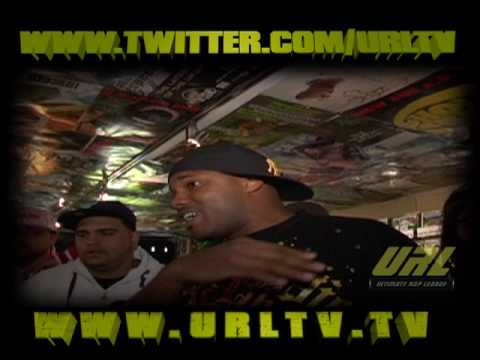URL PRESENTS MATH HOFFA VS IRON SOLOMON HQ [FULL BATTLE]