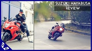 1. Suzuki Hayabusa Review | Ownership Experience | RWR