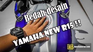 Video Yamaha new YZF R15 MY2017 review body, desain serta fitur !!! MP3, 3GP, MP4, WEBM, AVI, FLV Desember 2017