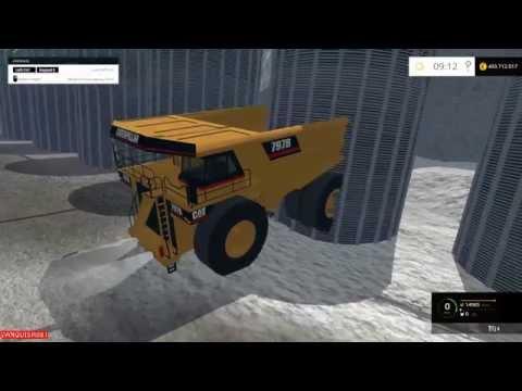 CATERPILLAR 797B Dumper