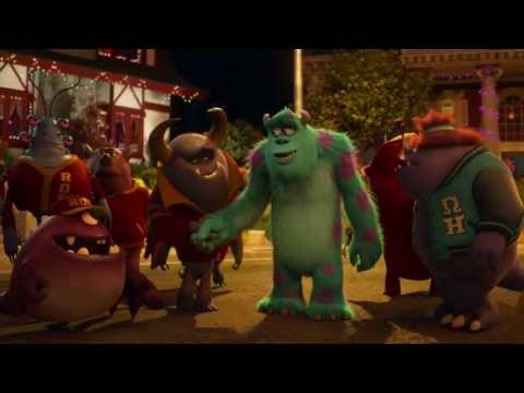 Monsters University Clip 'ROR Material'