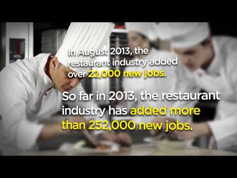Restaurant Industry Update September 2013