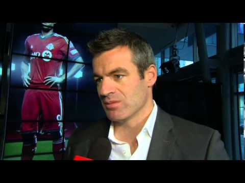 Video: Ryan Nelsen - December 13, 2013