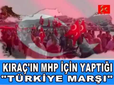 Kıraç'ın MHP İçin Yaptığı Seçim Şarkısı