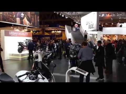 Vídeos de 'Vídeo EICMA 2014: Novedades BMW'