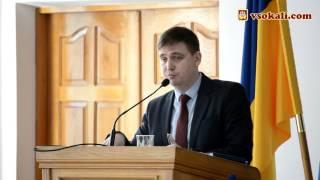 ХVІ сесії Сокальської районної ради ч.2 | Запитання депутатів до О.Пелиха
