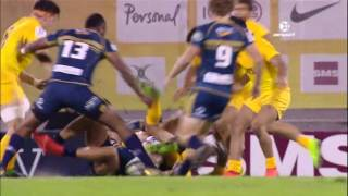 Jaguares v Brumbies Rd.14 Super Rugby Video Highlights 2017