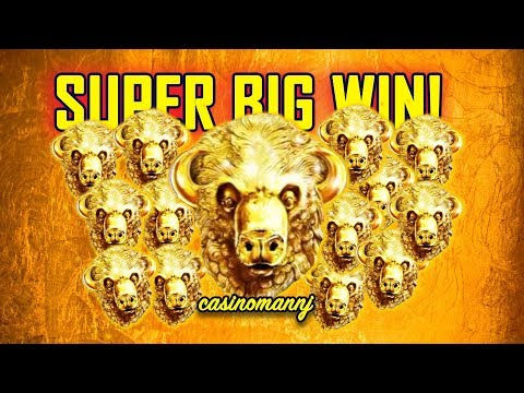 🐂 😆LOTS OF HEAD! 😆🐂 SUPER BIG WIN!! – BUFFALO GOLD SLOT –  – Slot Machine Bonus