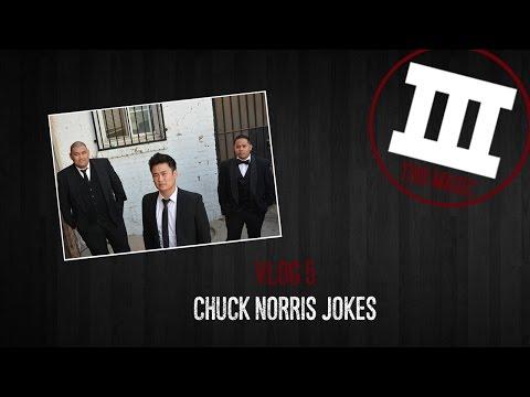 VLOG5 – Chuck Norris Jokes