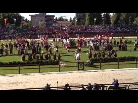 Palio di Legnano – il carroccio e la compagnia della morte
